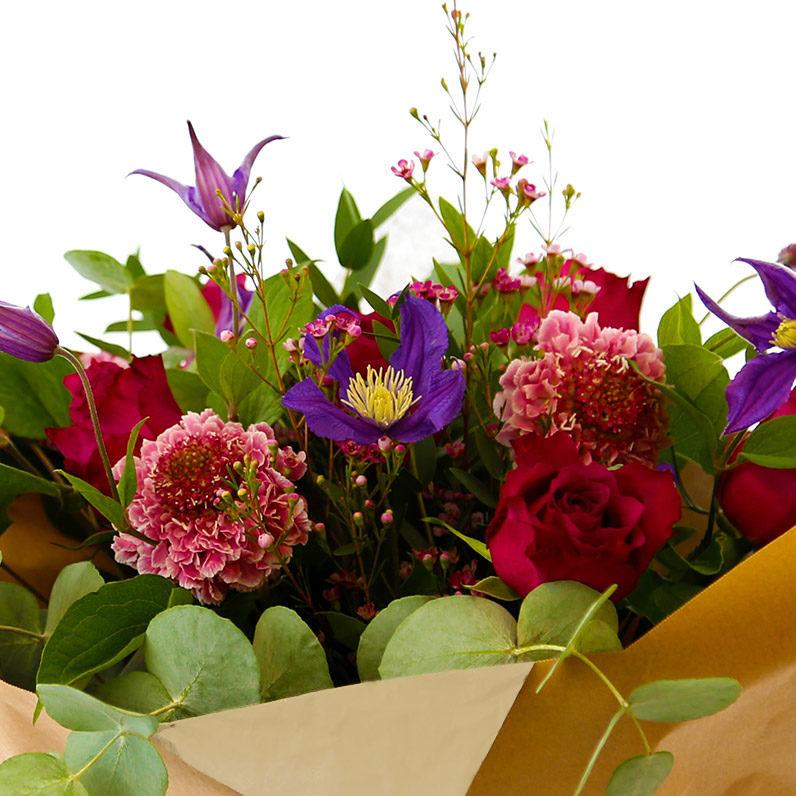 Huckleberry Bouquet